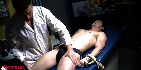 BDSM At Its Finest, Devin Franco Is Taught