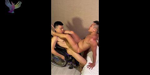 Wheelchair Sex Toy