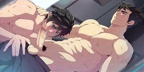 Anime gay porn