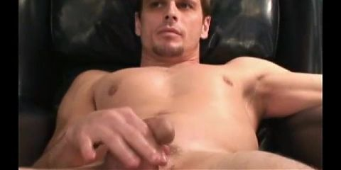 Amateur Brian Jacking Off