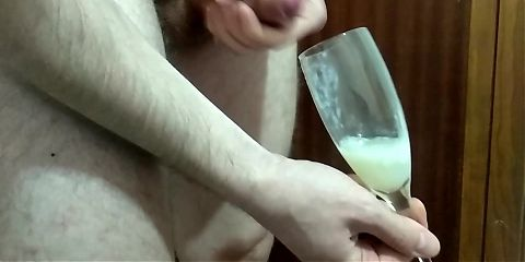 EiGhT! Seconds of Non-Stop CumStream DOUBLE CumShot