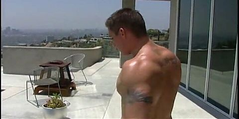 BTS FRAT BOYS WET and WILD- Naked by the Pool